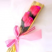 Bouquet de Rosas de Chocolate