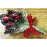 Buquê de Rosas de Chocolate 150 grs