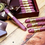 Charuto de Chocolate (12 unidades)