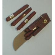 Charuto de Chocolate (3 unidades)
