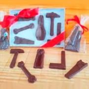 Ferramenta de Chocolate