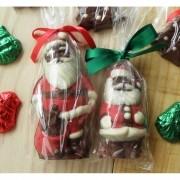 Papai Noel de Chocolate