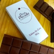 Tablete de Chocolate ao Leite