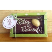 Tablete de Chocolate Feliz Páscoa - 55g