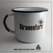 Caneca do Cicloajante | GIRAVENTURA - Nestor Freire