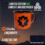 Caneca la Cruz del Sur | Choyke - limited edition -  I AM BIKEPACKER