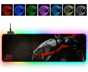 Mousepad Gamer Led Rgb Iluminado Rgb 80x30