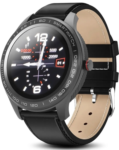 Smartwatch Knup Relógio Inteligente Bluetooth À Prova D'água
