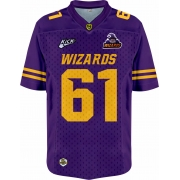 Camisa INFANTIL Brasília Wizards Jersey Plu Mod1