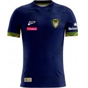 Camisa Masc. Passeio Sel. Brasileira Rugby