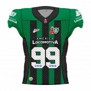 Camisa Of.  América Locomotiva Jersey Masc. JG1