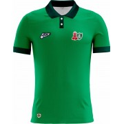 Camisa Of. América Locomotiva Tryout Polo Fem. Mod1