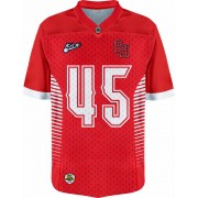 Camisa INFANTIL Araras Steel Hawks Jersey Plus Mod1