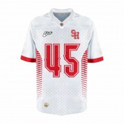 Camisa Of.  Araras Steel Hawks Jersey Plus Inf. Mod2