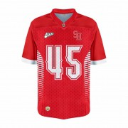 Camisa Of. Araras Steel Hawks Jersey Plus Masc. Mod1