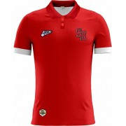 Camisa Of. Araras Steel Hawks Tryout Polo Fem. Mod1