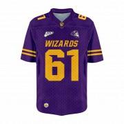 Camisa Of. Brasília Wizards Jersey Plus Fem. Mod1