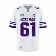 Camisa Of. Brasília Wizards Jersey Plus Fem. Mod2