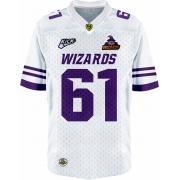 Camisa Of.  Brasília Wizards Jersey Plus Inf. Mod2
