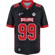 Camisa Of. Bulldogs F. A. Jersey Fem. JG1