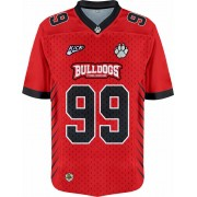 Camisa Of. Bulldogs F. A. Jersey Plus Fem. Mod2