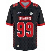 Camisa Of.  Bulldogs F. A. Jersey Plus Inf. Mod1