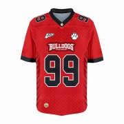 Camisa Of.  Bulldogs F. A. Jersey Plus Inf. Mod2