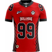 Camisa Of. Bulldogs F. A. Tryout Inf. Mod2