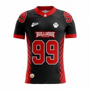 Camisa Of. Bulldogs F. A. Tryout Masc. Mod1