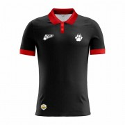 Camisa Of. Bulldogs F. A. Tryout Polo Fem. Mod1