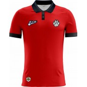 Camisa Of. Bulldogs F. A. Tryout Polo Fem. Mod2