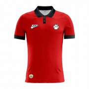 Camisa Of. Bulldogs F. A. Tryout Polo Masc. Mod2