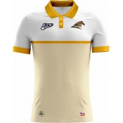 Camisa Of. Cavalaria  F.A. Tryout Polo Fem. Mod1