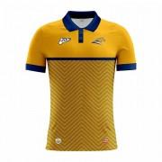 Camisa Of. Cavalaria  F.A. Tryout Polo Masc. Mod2