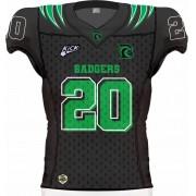 Camisa Of. Chapecó Badgers Jersey Masc. JG1