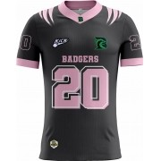 Camisa INFANTIL Chapecó Badgers Tryout Outubro Rosa