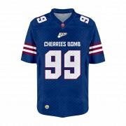 Camisa Of. Cherries Bomb Jersey Plus Fem. Mod1
