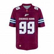 Camisa Of. Cherries Bomb Jersey Plus Fem. Mod2
