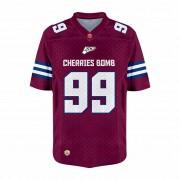 Camisa Of.  Cherries Bomb Jersey Plus Inf. Mod2