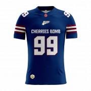 Camisa Of. Cherries Bomb Tryout Fem. Mod1