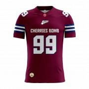 Camisa Of. Cherries Bomb Tryout Fem. Mod2