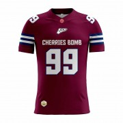 Camisa Of. Cherries Bomb Tryout Masc. Mod2