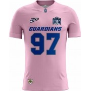 Camisa INFANTIL Cruzeiro Guardians Tryout Outubro Rosa