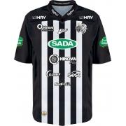 Camisa Of. Galo FA Jersey Treino Defesa Feminina