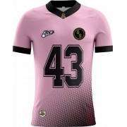 Camisa Of. Goiânia Saints Tryout Fem. Outubro Rosa