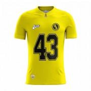 Camisa Of. Goiânia Saints Tryout Inf. Mod2