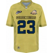 Camisa Of. Golden Bulls Jersey Plus Fem. Mod2