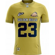 Camisa Of. Golden Bulls Tryout Masc. Mod2