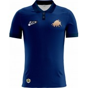 Camisa Of. Golden Bulls Tryout Polo Fem. Mod1
