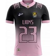 Camisa INFANTIL Golden Lions Tryout Outubro Rosa